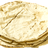 Crunchy Corn Tortilla