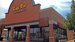 Cafe Rio Menu California Md