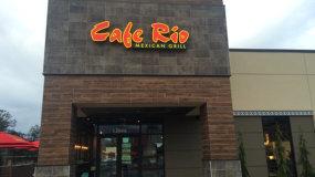 Cafe Rio Kent Menu