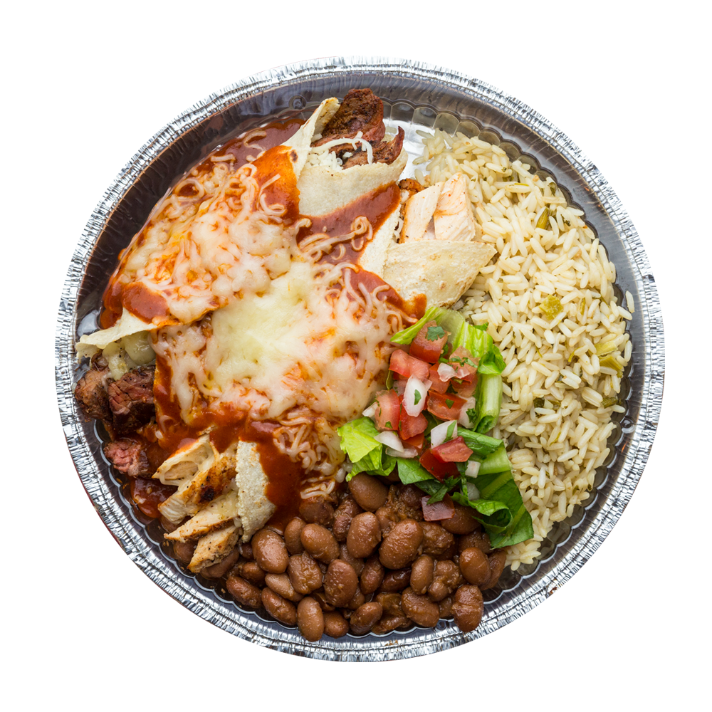 Mexican Grill, Fresh Mexican Food | Cafe Rio