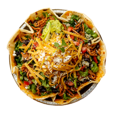 graphic relating to Cafe Rio Printable Menu named Salads - Taco Salad Restaurant Rio Mexican Grill