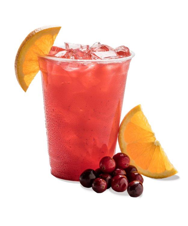 Orange Cranberry Lemonade